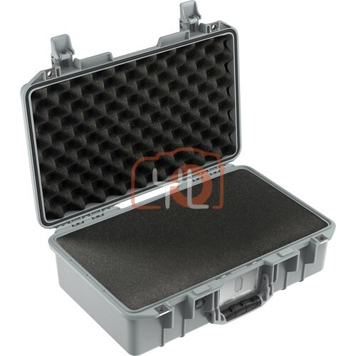 Pelican 1485 Air Hard Carry Case with Foam (Silver)