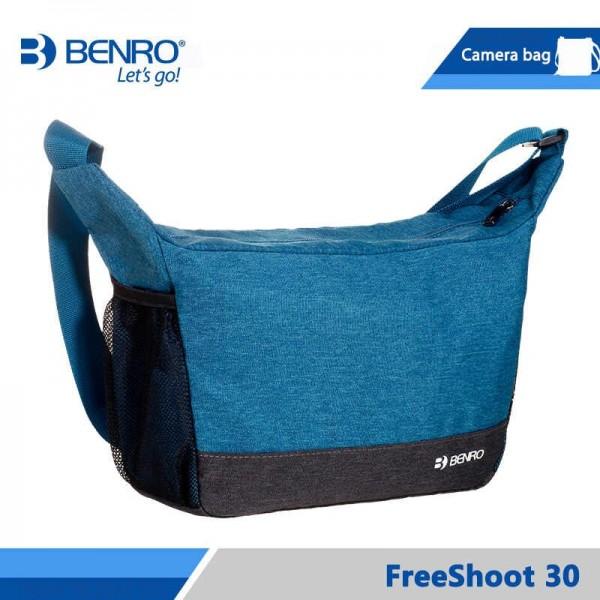 Benro FSM30BLU FreeShoot 30 Blue Messenger Bag