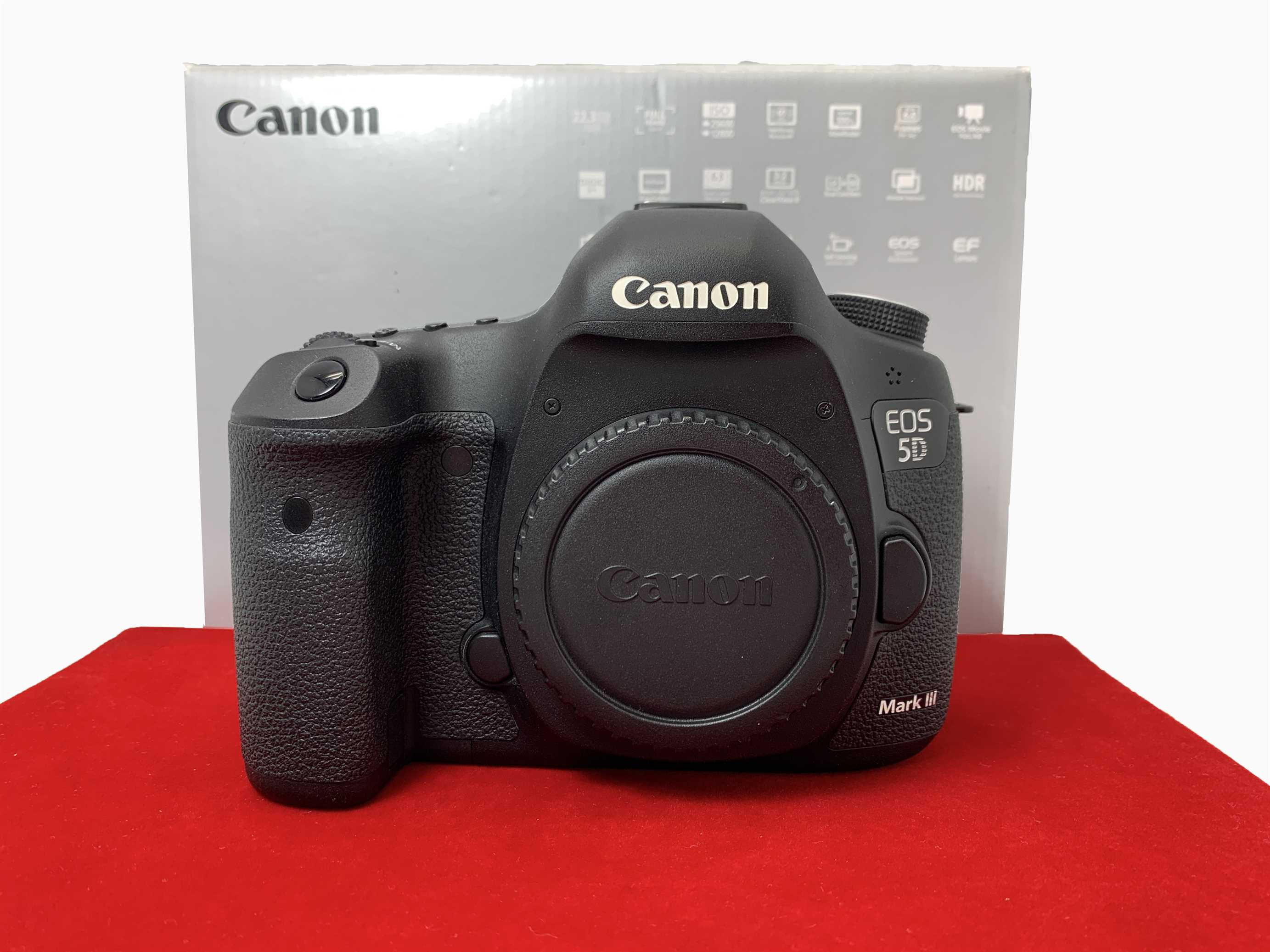 [USED-PJ33] Canon EOS 5D Mark III Camera (SC:15K), 95% Like New Condition (S/N:038023004233)