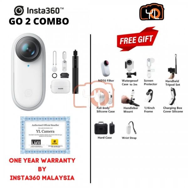 Insta360 GO2 Action Camera ( Combo )