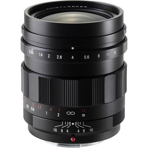 Voigtlander 25mm F0.95 Nokton Type II Lens (For Micro Four Thirds)