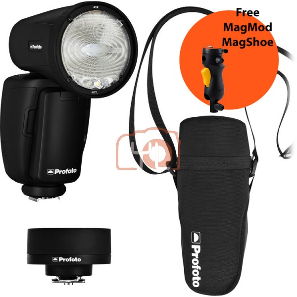 Profoto A1X Off-Camera Flash Kit W/ MagShoe (For Canon)