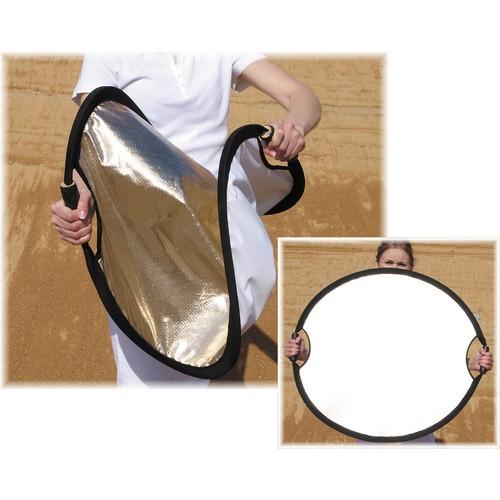 (Promotion) Sunbounce Sun-Mover Pro Reflector (Zebra/White)