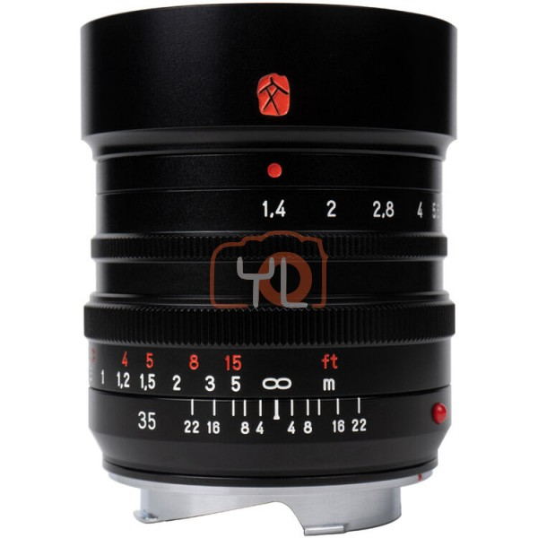 7artisans 35mm F1.4 For Leica M (Black)