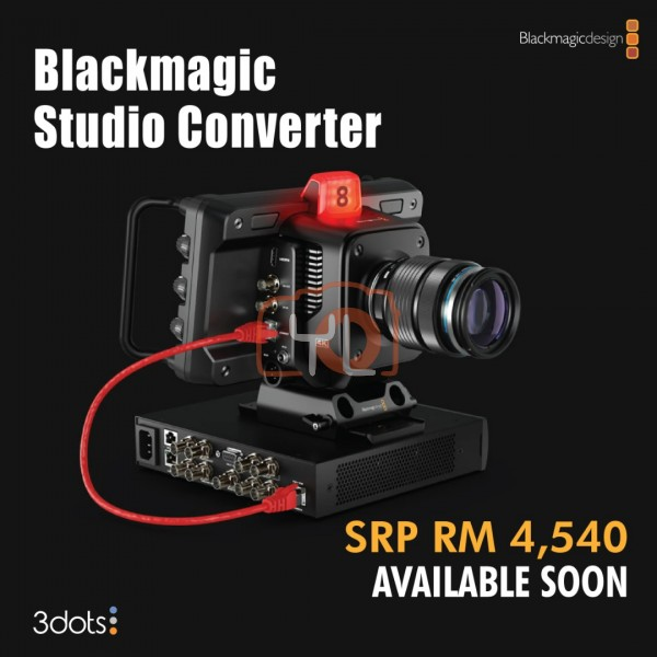 Blackmagic Design BLACKMAGIC STUDIO CONVERTER