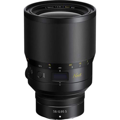 (Pre-Order) Nikon Z 58mm F0.95 S Noct