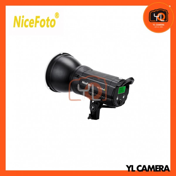 NiceFoto HC-600A 60W Bi-color COB LED Video Ligh