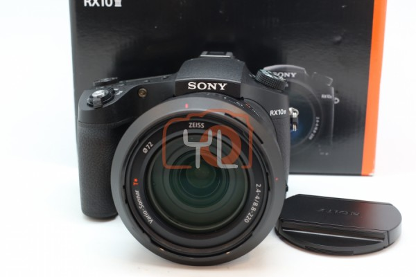[USED-PUDU] Sony RX10 Mark 3 99%LIKE NEW CONDITION SN:5292075
