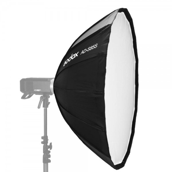 Godox-Mount Dome Softboxes AD-S85S, Specialized Accessories for Godox AD400Pro