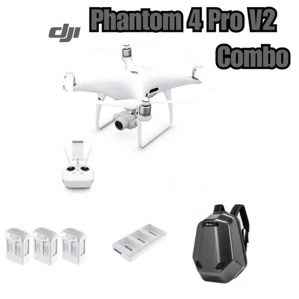 (Pre-Order) DJI Phantom 4 Pro W/ 3 Batteries Combo