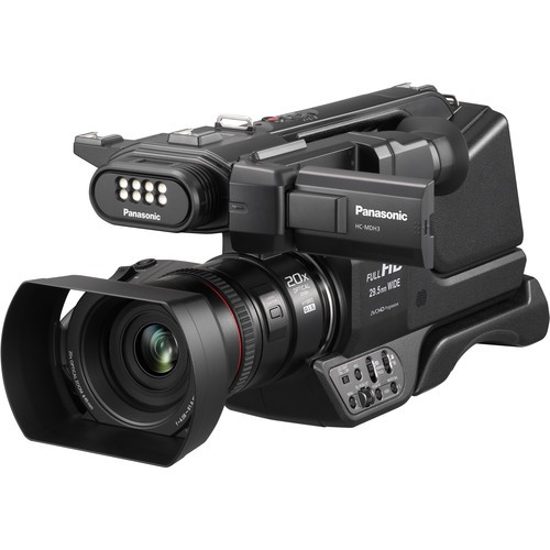 Panasonic HC-MDH3 Shoulder Mount Camcorder
