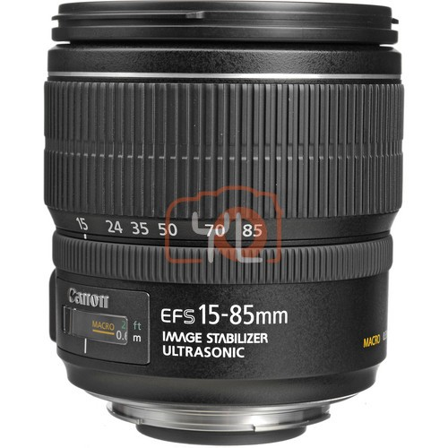 [Without BOX] Canon EF-S 15-85mm F3.5-5.6 IS USM