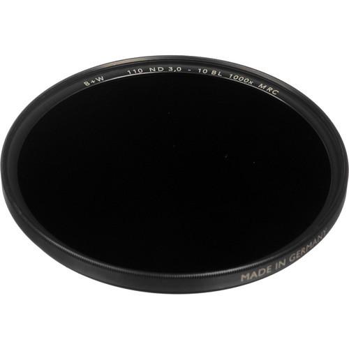B+W 72mm MRC 110M ND 3.0 Filter (10-Stop)