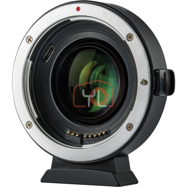 Viltrox Canon EF - EOS M 0.71x Booster Lens Mount Adapter