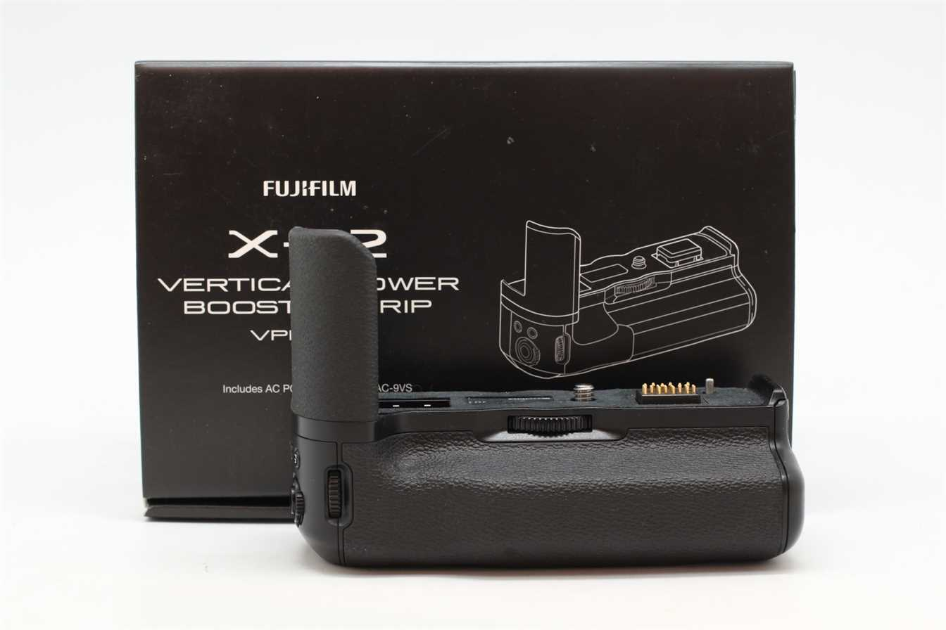 [USED-PUDU] FUJIFILM X-T2 POWER BOOSTER GRIP 95%LIKE NEW CONDITION  SN:6C010783