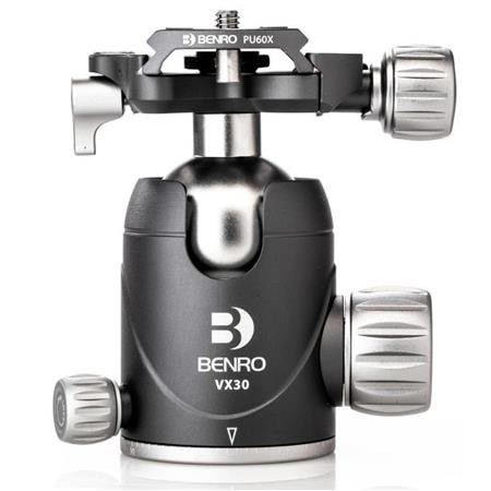 Benro VX30 Three Series Arca-Swiss Style Aluminum Ballhead