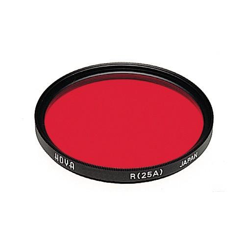 Hoya 82mm Red #25A (HMC) Multi-Coated Glass Filter
