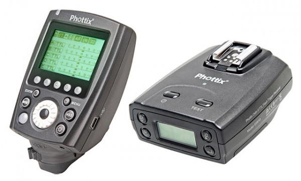(Special Deal) Phottix Odin II TTL Flash Trigger Set for Canon