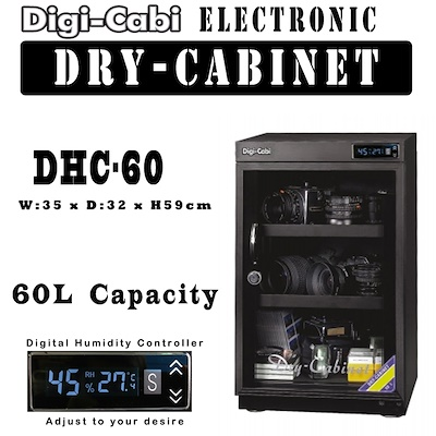 Digicabi DHC-60 Dry Cabinet