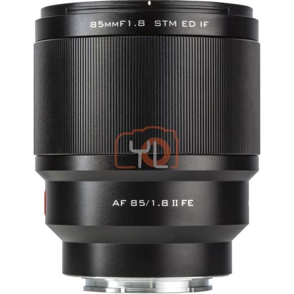 Viltrox 85mm F1.8 AF FE II (Sony E-Mount)