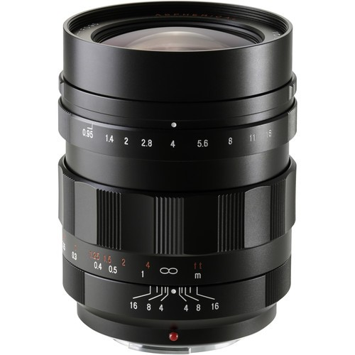 Voigtlander 17.5mm F0.95 Nokton Lens (For Micro Four Thirds)
