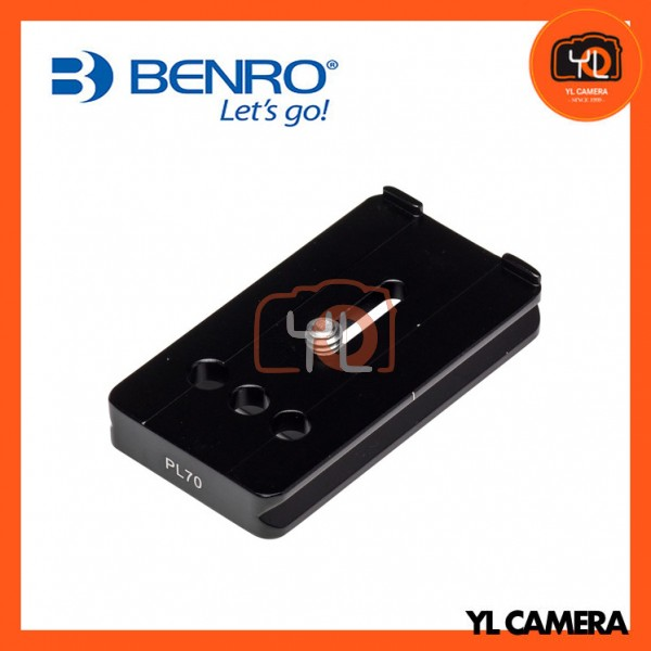 Benro PL70 Long Lens Quick Release Plate