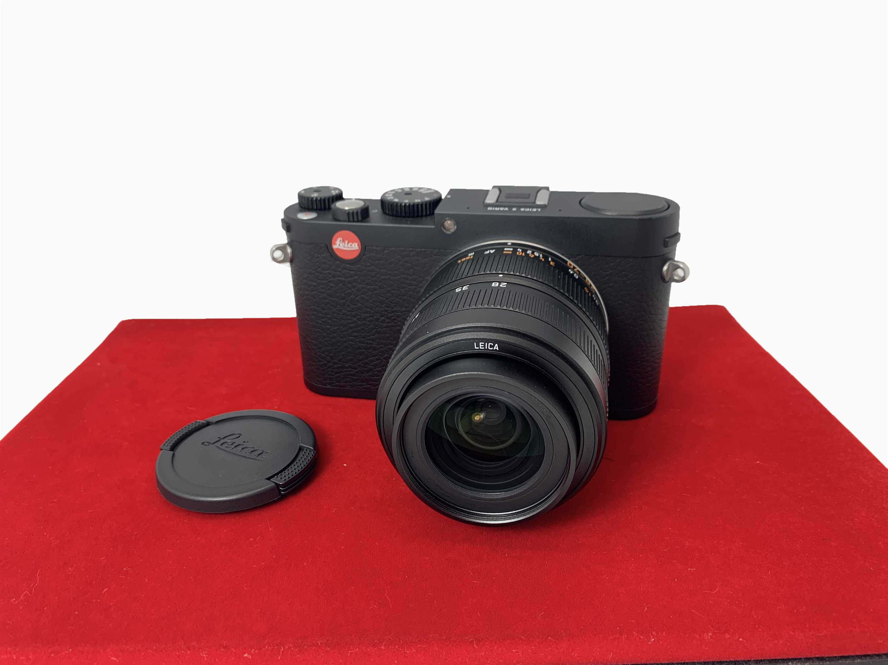 [USED-PJ33] Leica X Vario Camera [TYP 107],95% Like New Condition (S/N:4794863)