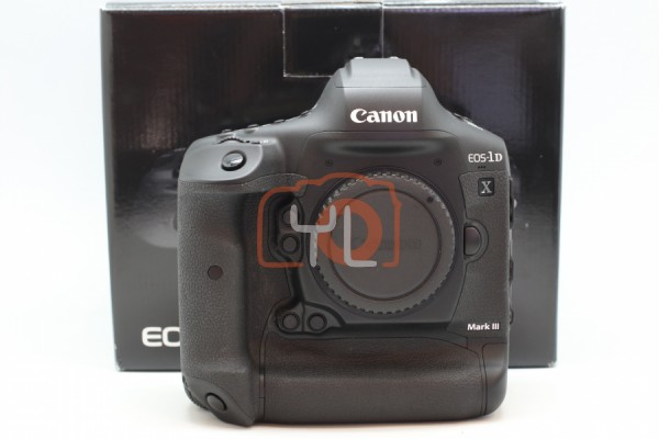 [USED-PUDU] CANON EOS 1DX Mark III Camera 99%LIKE NEW CONDITION SN:028031000112