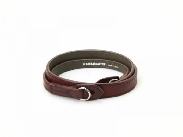 Artisan & Artist ACAM-283 Leather Camera Strap (Brown)