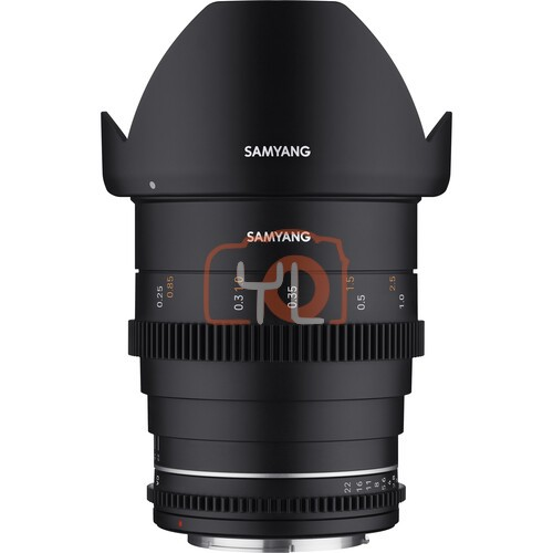Samyang 24mm T1.5 MK2 Cine Lens