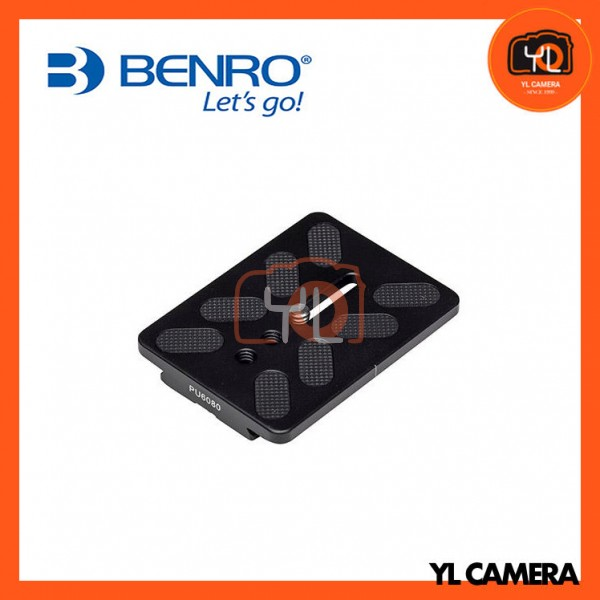 Benro PU-6080 Universal Quick Release Plate