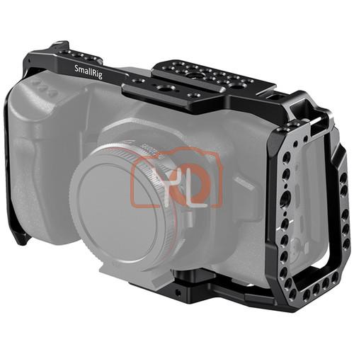 SmallRig Full Cage for Blackmagic Pocket Cinema Camera 6K/4K 2203B