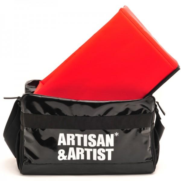 Artisan & Artist WCAM - 3000 Camera Bag Black (Made In Japan)