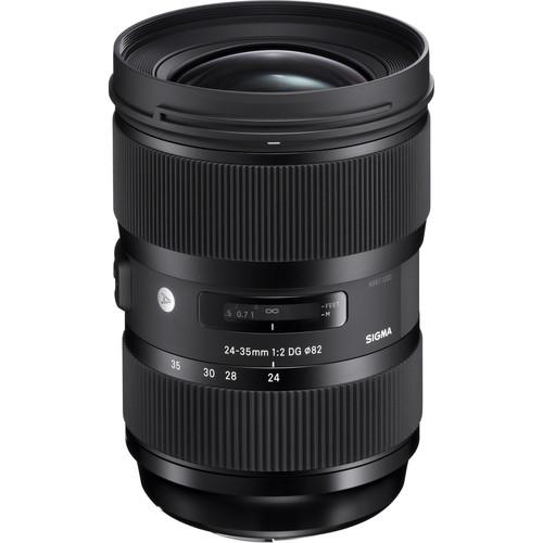 Sigma 24-35mm F2 DG HSM Art Lens (Nikon)