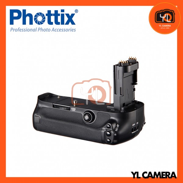 Phottix BG-5DIII Battery Grip for Canon 5D Mark III, 5DS, & 5DS R
