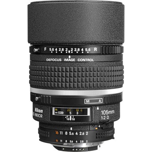 Nikon 105mm F2 AF DC