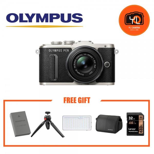 (Promotion) Olympus E-PL8 +  M.Zuiko 14-42mm EZ (Black)