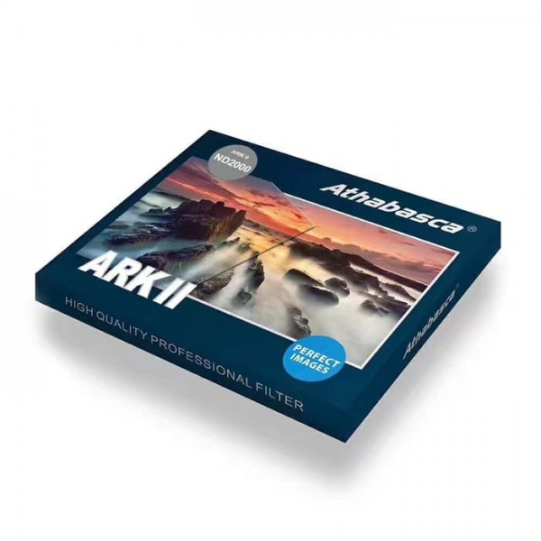 Athabasca ARK ll ND2000 Square Filters 100x100mm
