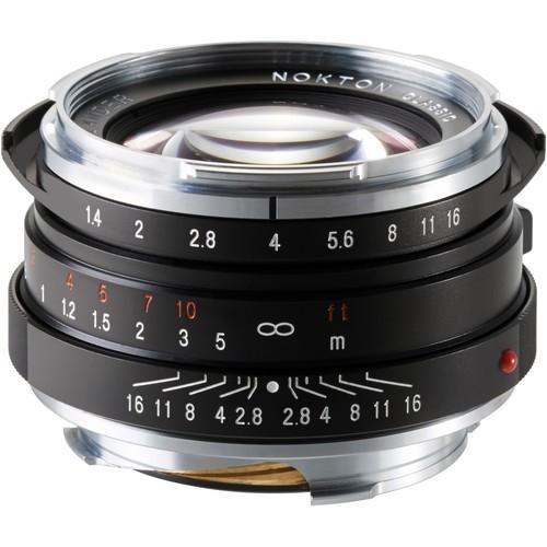 Voigtlander 40mm F1.4 Nokton Classic SC Lens (For Leica M-Mount)