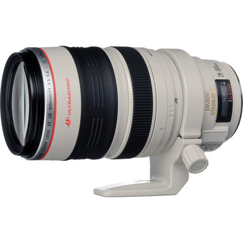 (Mega Deal) Canon EF 28-300mm F3.5-5.6 L IS USM