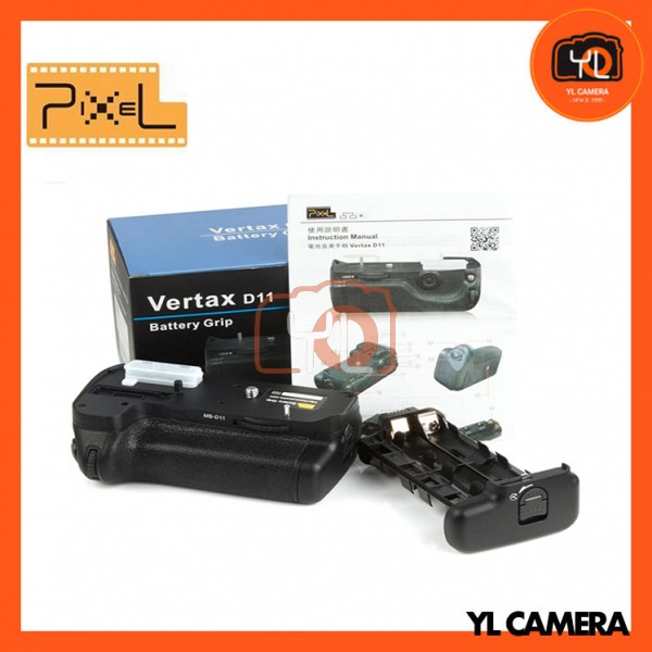 Pixel MB-D11 Vertical Battery Grip for Nikon D7000 DSLR Camera