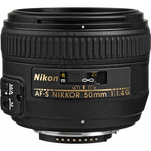 Nikon 50mm F1.4G AF-S