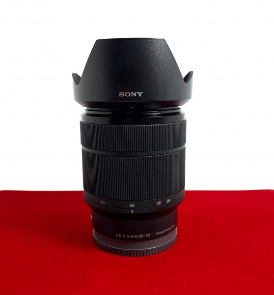 [USED-PJ33] Sony 28-70MM F3.5-5.6 FE OSS, 90% Like New Condition (S/N:0231166)