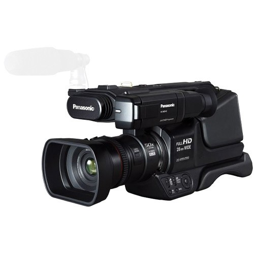 Panasonic HC-MDH2 Shoulder Mount Camcorder