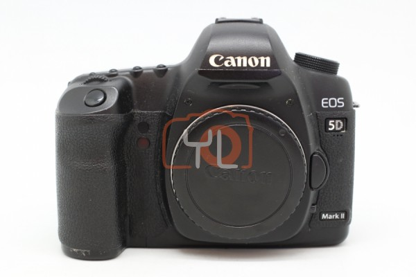 [USED-PUDU] Canon EOS 5D Mark II Camera 80%LIKE NEW CONDITION (Shutter Counter:150k)