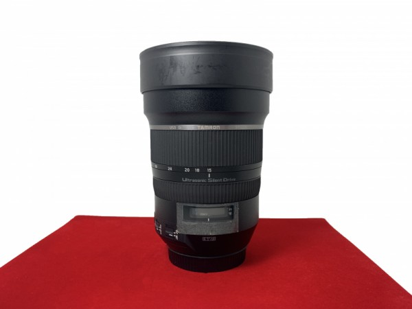 [USED-PJ33] Tamron 15-30MM F2.8 SP DI VC USD (Canon), 90% Like New Condition (S/N:009867)