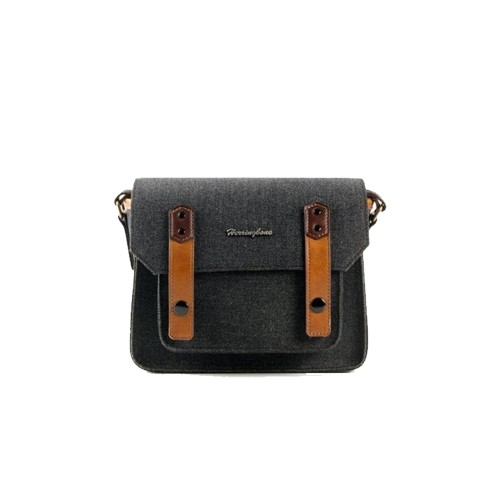 (SPECIAL DEAL) Herringbone Papas Pocket V3 Mini Camera Bag (Charcoal)