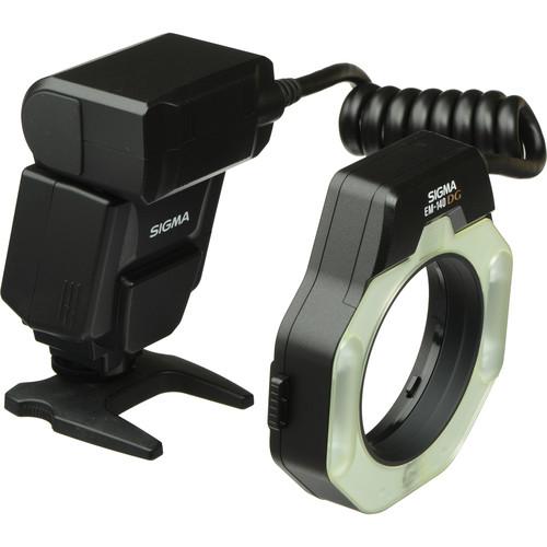 Sigma EM-140 DG Macro Ring Flash (Canon)