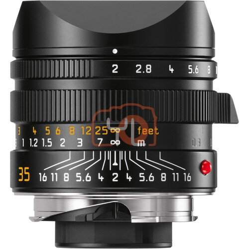 Leica 35mm F2 APO-Summicron-M ASPH (11699)