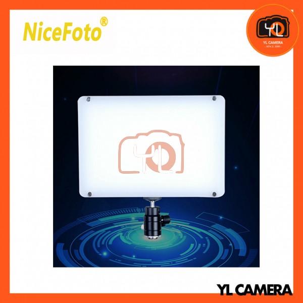 Nicefoto TC-368 RGB Mini LED Video Light Full Color 2800K--9900K